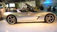 Corvette Stingray Stock Footage