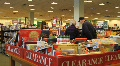Bookstore Shoppers Footage