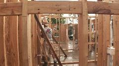 Stock Video Footage of Restoration after Katrina