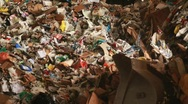 Trash Stock Footage