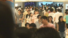 Stock Video Footage of Shanghai Mall 6