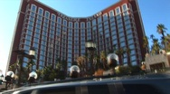 Vegas Hotels- Day Time Stock Footage