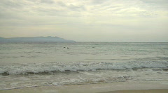 Beach 204 Stock Footage