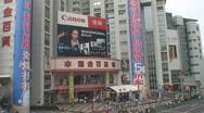 Shanghai Traffic 5 Stock Footage