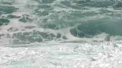 Crashing wave 209 - stock footage