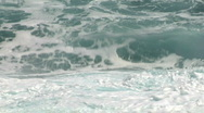 Crashing wave 209 Stock Footage