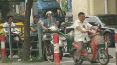 Shanghai Traffic 10 Stock Footage