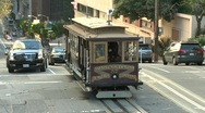 Stock Video Footage of Trolley in San Francisco