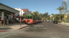 Old Town San Diego - stock footage