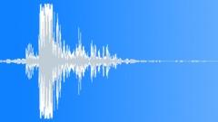 Box Fall Impact 4 - sound effect