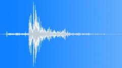 Box Fall Impact 2 Sound Effect