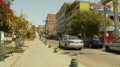 Arica, Chile, street life and traffic, #3 Stock Footage