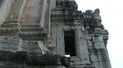 Prasat Muang Tam ruins in Thailand Stock Footage