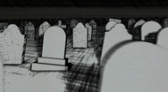 Graveyard2 Stock Footage