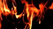 JHD - Fire & Smoke 00113 Stock Footage