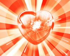 Shining Heart PAL - stock footage