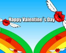 Valentines Anisha 016 Stock Footage