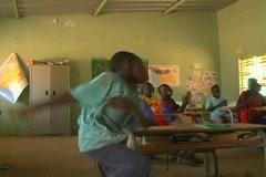 Senegal School 45 - stock footage