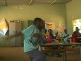Stock Video Footage of Senegal School 45