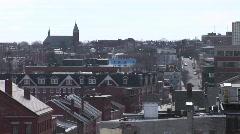 Portland Maine - stock footage