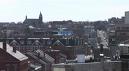 Stock Video Footage of Portland Maine