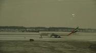 HD1080p Vienna International Airport Austria Stock Footage