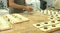Bakery 12 - stock footage