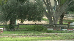 kibbutz scape 2 - stock footage