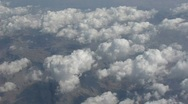 Stock Video Footage of Over the Clouds