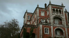 Sintra House Stock Footage