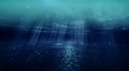 Water scene Stock Footage