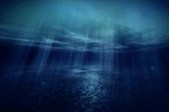 DARK CLOUD LIGHTBURST V3 V3 COLOR LOOP Stock Footage