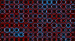 Blue red impulse looping background F2255G Stock Footage
