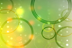Green spring background, vj NTSC - stock footage