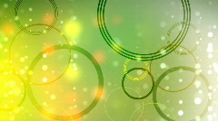 Green spring background, vj HD - stock footage