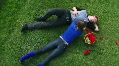 Stock Video Footage of Romance