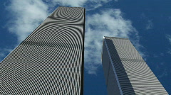 World Trade Center 1080p Stock Footage