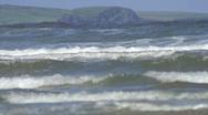 Rising Sea Stock Footage