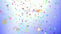 Confetti Stock Footage