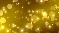 Glamour yellow background, vj HD Stock Footage