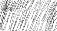 Stock Video Footage of Scribbling Transition HD
