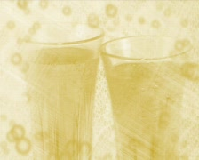Glasses p Stock Footage