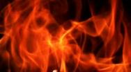 JHD - Fire & Smoke 00121 Stock Footage