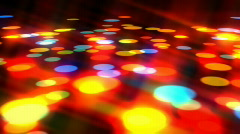 Disco Lights Stock Footage