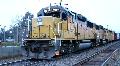 Cargo Train Freight Train HD Footage
