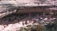 Stock Video Footage of Mesa Verde National Park