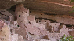 Mesa Verde National Park Stock Footage