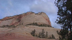 Zion National Park Stock Footage