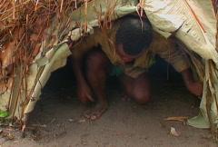 Pygmies 04 Stock Footage