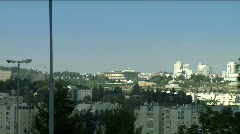 The Knesset - Zoom in  Stock Footage
